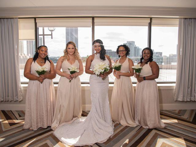 Brandee and Vince's Wedding in Jacksonville Beach, Florida 22