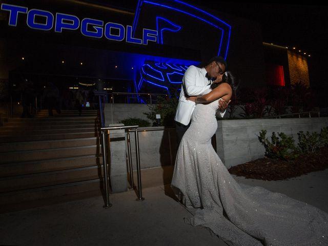 Brandee and Vince's Wedding in Jacksonville Beach, Florida 27