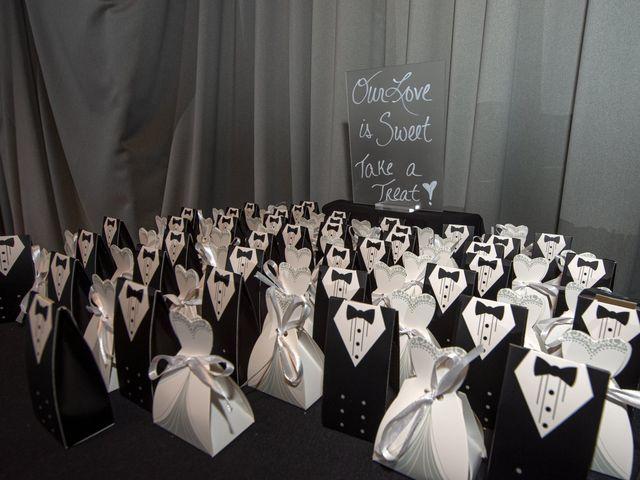 Brandee and Vince's Wedding in Jacksonville Beach, Florida 36