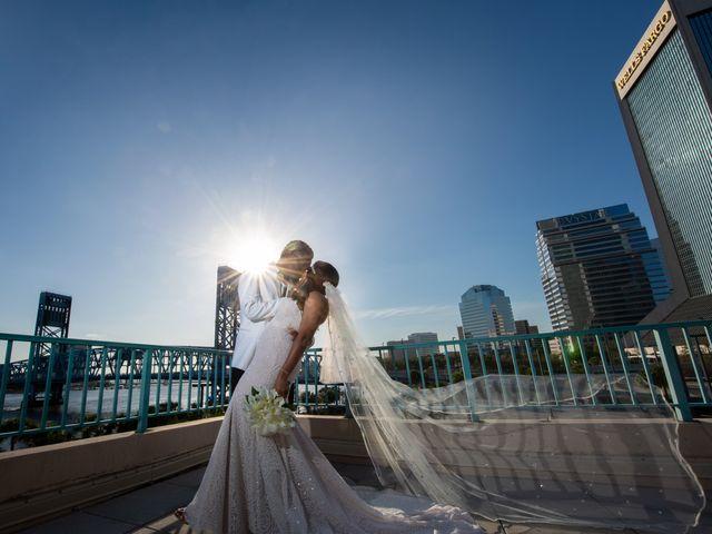 Brandee and Vince's Wedding in Jacksonville Beach, Florida 37