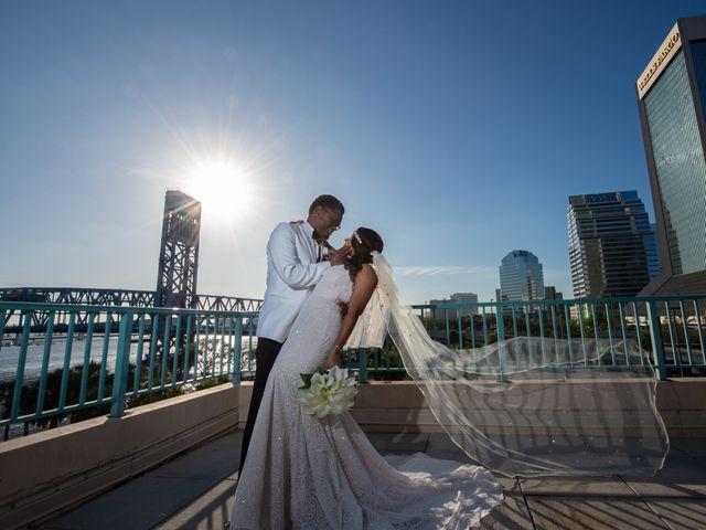 Brandee and Vince's Wedding in Jacksonville Beach, Florida 38