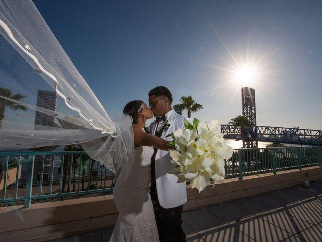 Brandee and Vince's Wedding in Jacksonville Beach, Florida 41