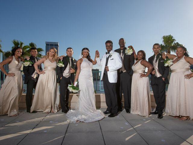 Brandee and Vince's Wedding in Jacksonville Beach, Florida 44