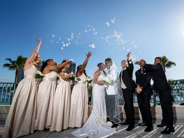 Brandee and Vince's Wedding in Jacksonville Beach, Florida 45