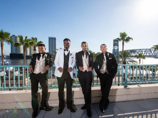 Brandee and Vince's Wedding in Jacksonville Beach, Florida 46