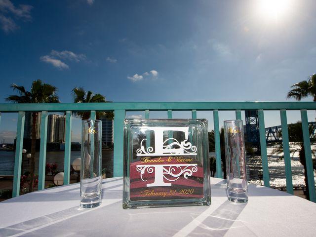 Brandee and Vince's Wedding in Jacksonville Beach, Florida 47
