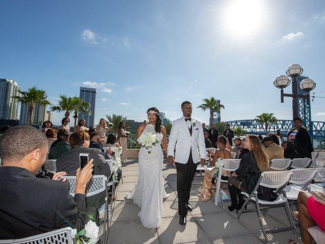 Brandee and Vince's Wedding in Jacksonville Beach, Florida 1