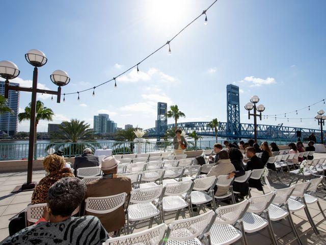Brandee and Vince's Wedding in Jacksonville Beach, Florida 48