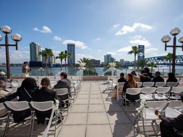 Brandee and Vince's Wedding in Jacksonville Beach, Florida 49