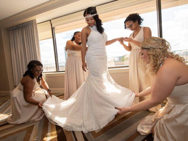 Brandee and Vince's Wedding in Jacksonville Beach, Florida 53