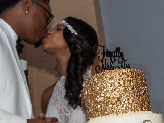 Brandee and Vince's Wedding in Jacksonville Beach, Florida 58