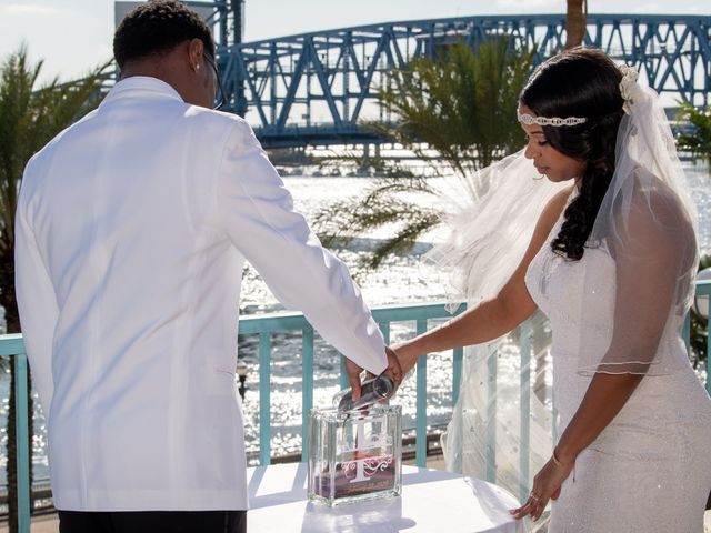 Brandee and Vince's Wedding in Jacksonville Beach, Florida 66