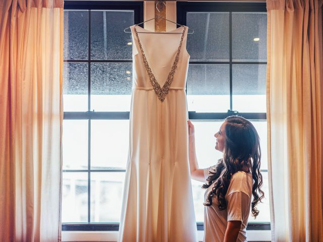 Francisco and Jessica's Wedding in Bayside, New York 5