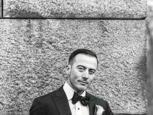 Francisco and Jessica's Wedding in Bayside, New York 8