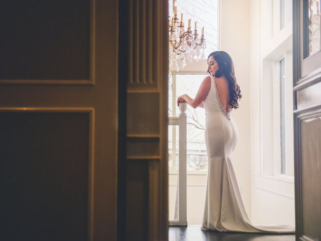 Francisco and Jessica's Wedding in Bayside, New York 12