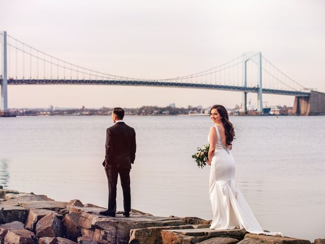 Francisco and Jessica's Wedding in Bayside, New York 13