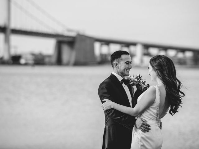 Francisco and Jessica's Wedding in Bayside, New York 14
