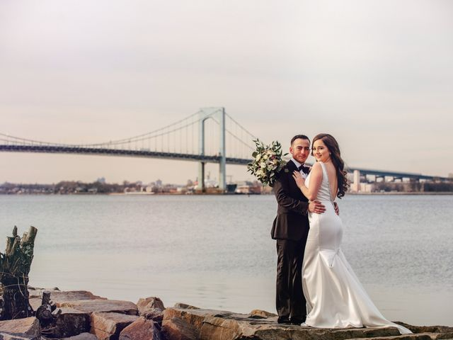 The wedding of Jessica and Francisco
