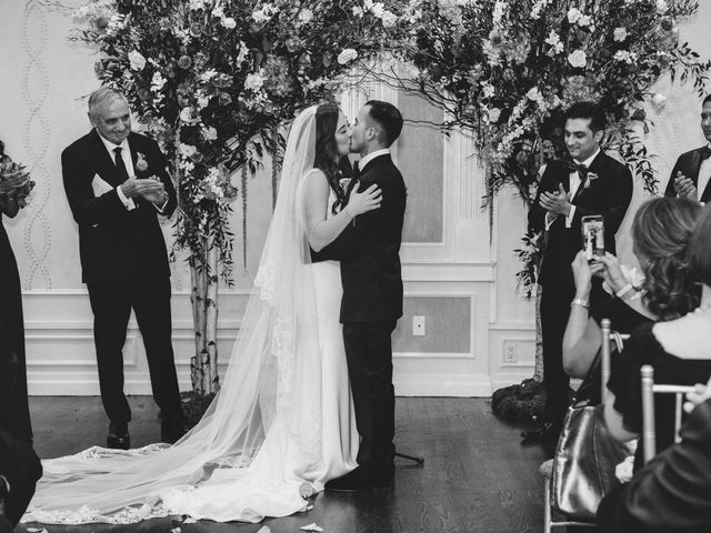 Francisco and Jessica's Wedding in Bayside, New York 16