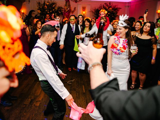 Francisco and Jessica's Wedding in Bayside, New York 25