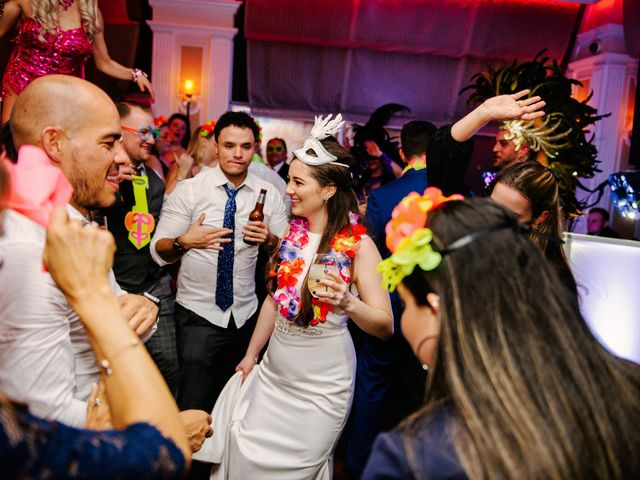 Francisco and Jessica's Wedding in Bayside, New York 28
