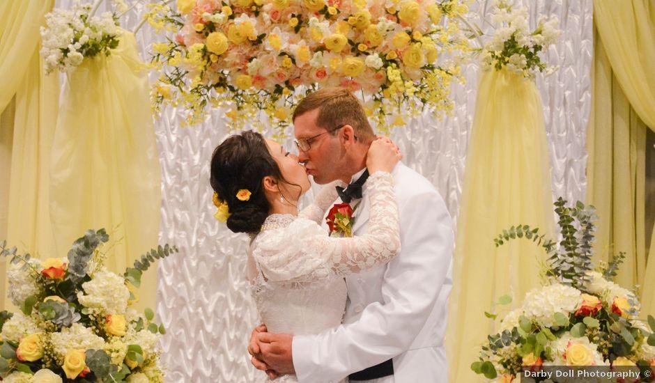 Dan and Ngan's Wedding in San Antonio, Texas