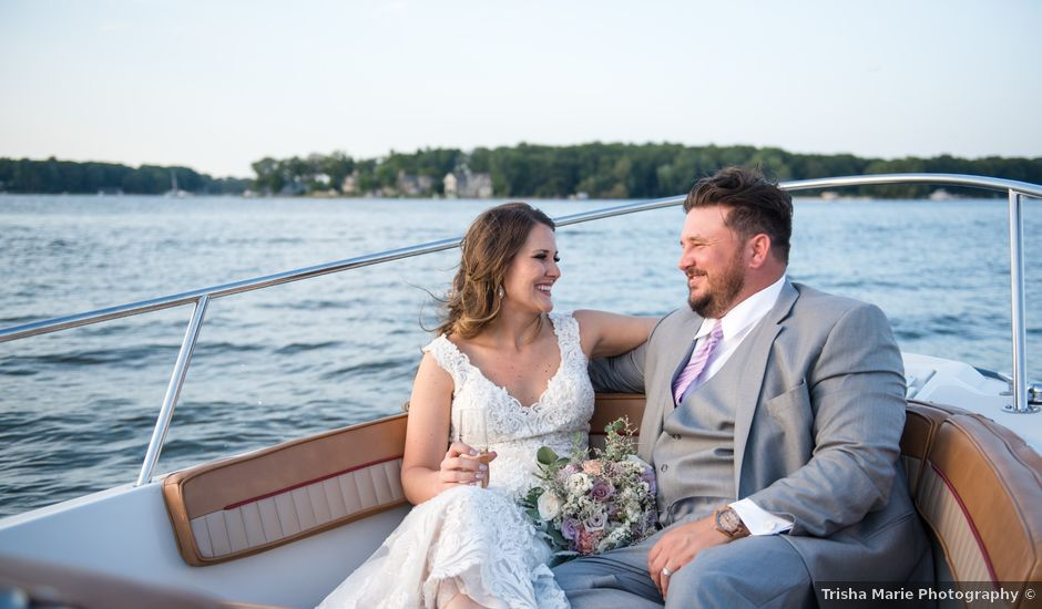 Chris and Ashleigh's Wedding in Holland, Michigan