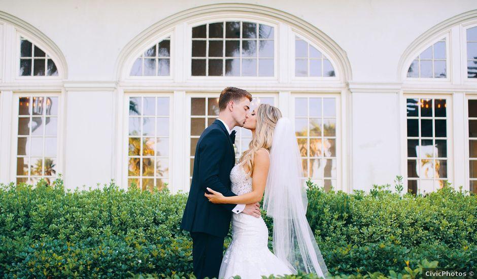 Sarah and Jesse's Wedding in Galveston, Texas
