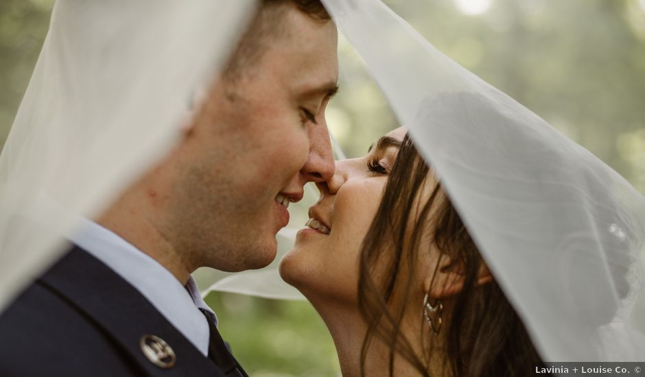 Caleb and Ellie's Wedding in Waverly, Iowa