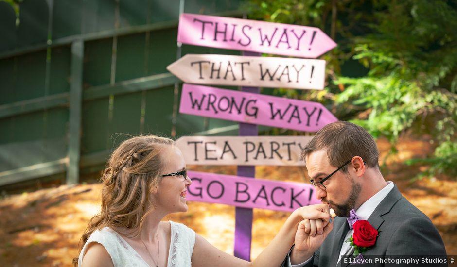 Doug and Rebecca's Wedding in Lake George, New York
