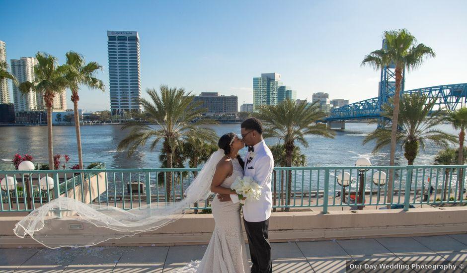 Brandee and Vince's Wedding in Jacksonville Beach, Florida