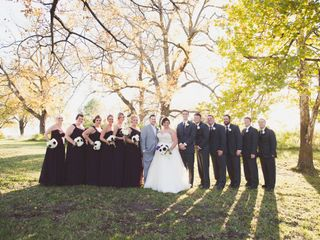 The wedding of Justin and Kelsey 1