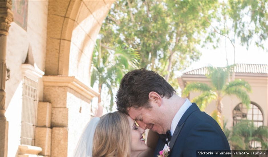 Courtney and Matt's Wedding in Santa Barbara, California