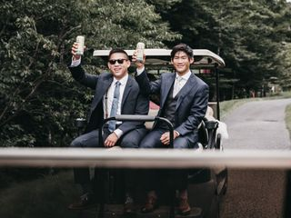Kai and Kristen's Wedding in Stowe, Vermont 3