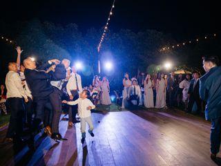 The wedding of Gina and Jason 1