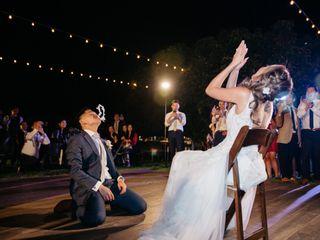 The wedding of Gina and Jason 2