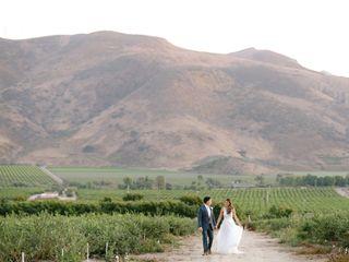 The wedding of Gina and Jason
