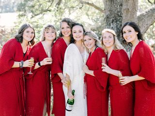 The wedding of Marisa and Chris 2