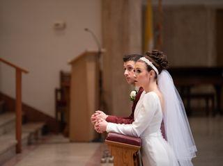 The wedding of Felisha and Tony