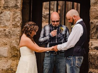 The wedding of Tyler and Ashley 2