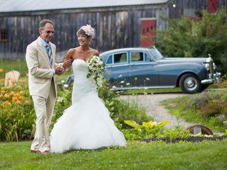 Nicole and Lisa's Wedding in Sanbornton, New Hampshire 7