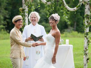 Nicole and Lisa's Wedding in Sanbornton, New Hampshire 10