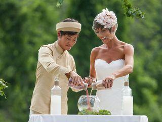 Nicole and Lisa's Wedding in Sanbornton, New Hampshire 9