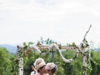 Nicole and Lisa's Wedding in Sanbornton, New Hampshire 11