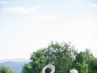 Nicole and Lisa's Wedding in Sanbornton, New Hampshire 12