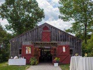 Nicole and Lisa's Wedding in Sanbornton, New Hampshire 14