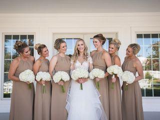 Brennan and Josh's Wedding in Butler, Missouri 3