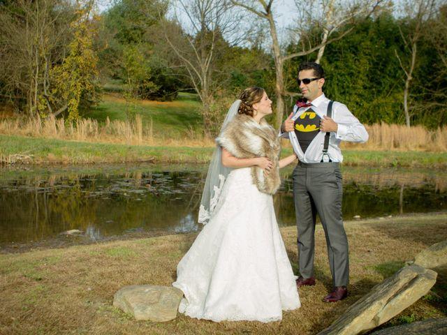 Rawad and Caitlin's Wedding in Joppa, Maryland 1
