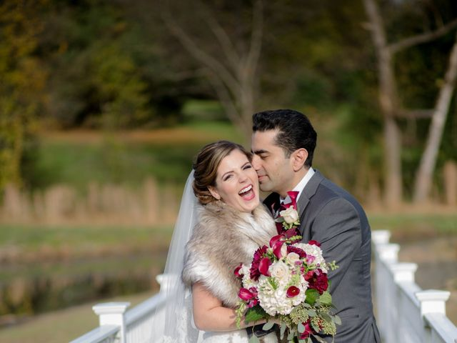 The wedding of Caitlin and Rawad