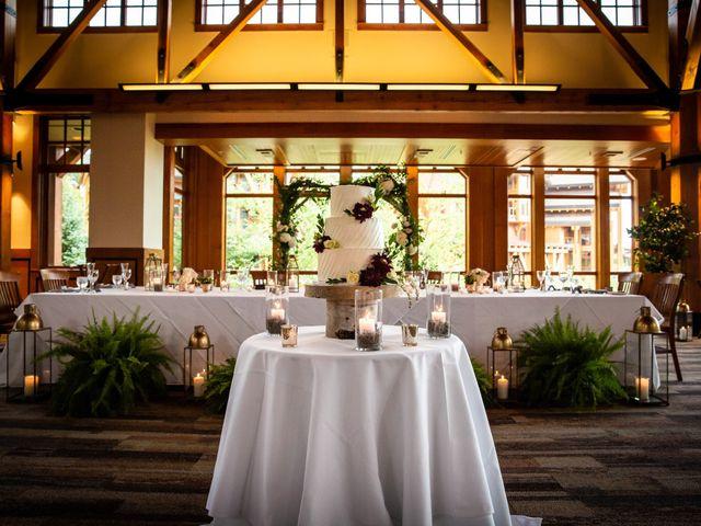Kai and Kristen's Wedding in Stowe, Vermont 2